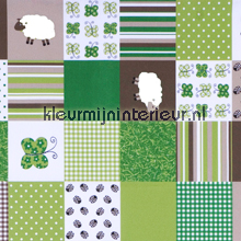 Sheep patchwork