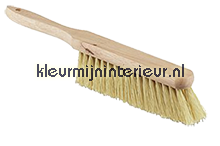 Behangborstel beige